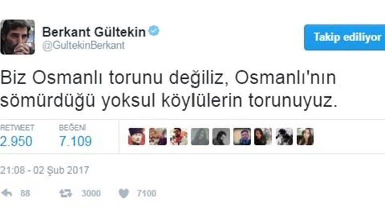 Biz Osmanlı Torunu Değiliz