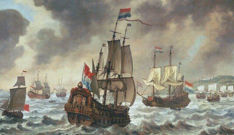 Verenigde Oosindische Compagnie (VOC)