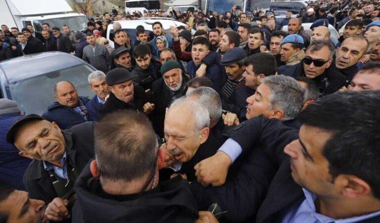 Kılıçdaroğlu'na Linç Girişimi ve Pelikan Terör Örgütü